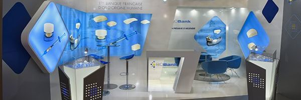 Stand BIOBANK - Congrès ADF 2018