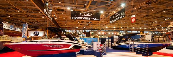 Stand REGAL - salon du Nautique 2013