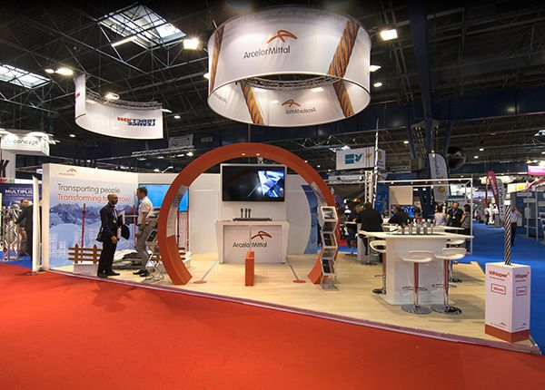 Stand ARCELOR MITAL - Mountain Planet 2018