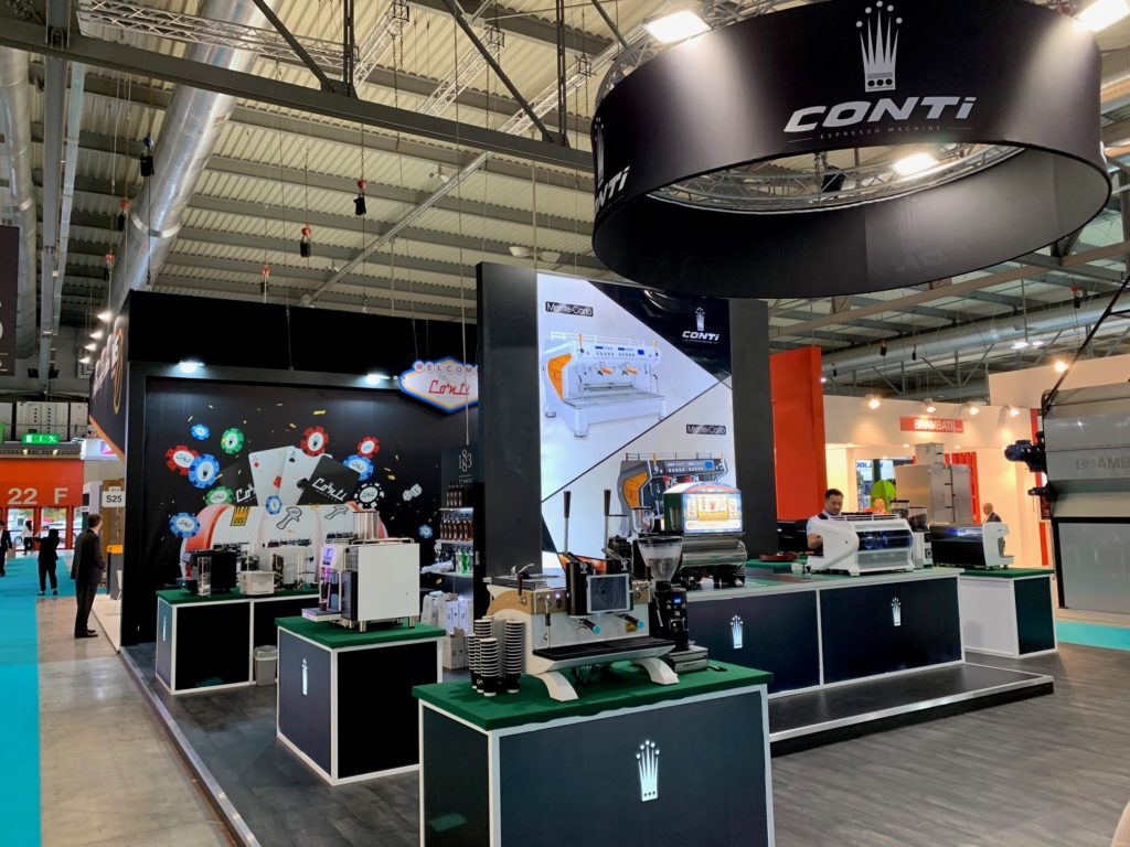 stand CONTI - salon Host 2019