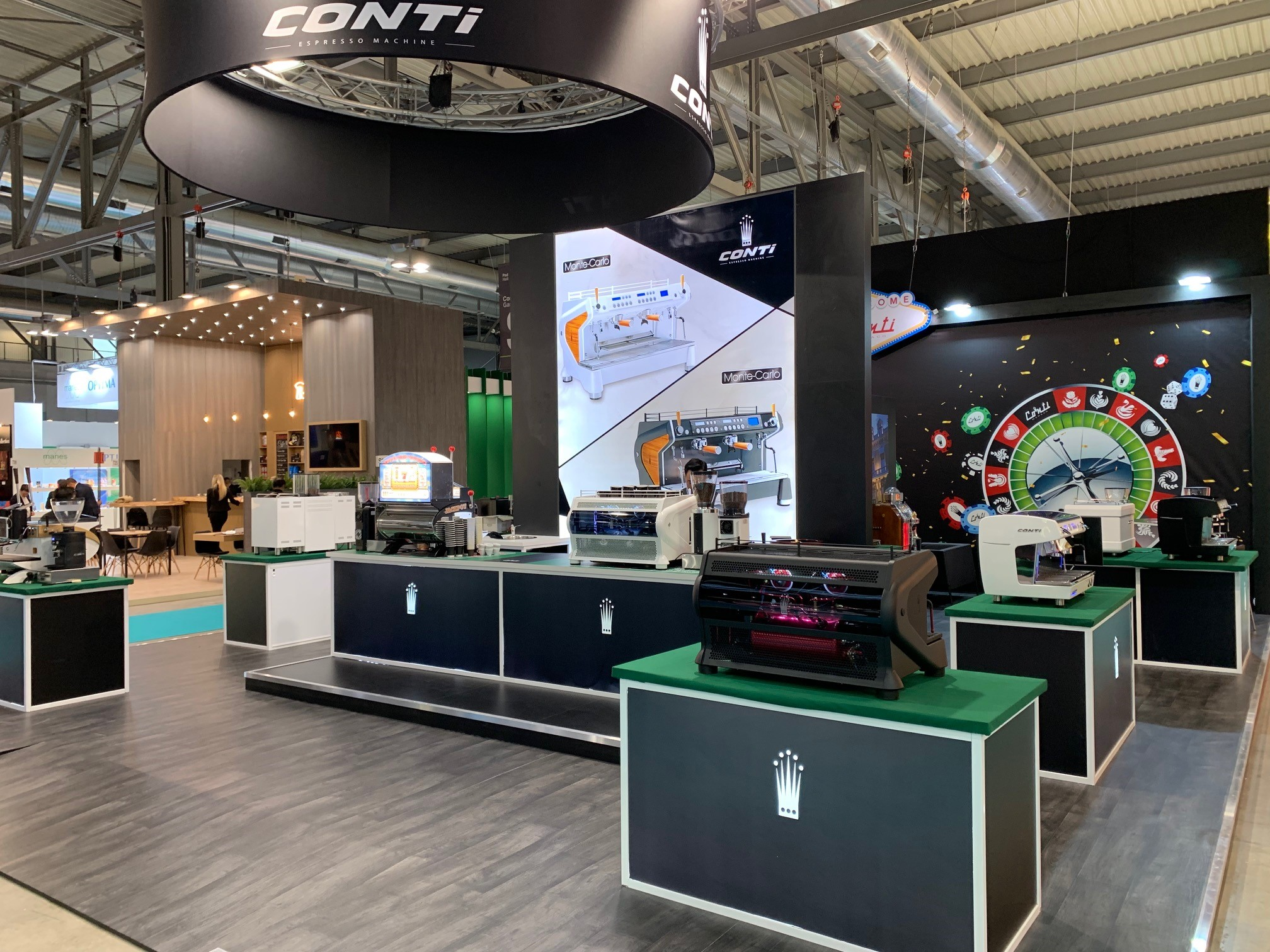 stand-Conti-salon HOST 2019